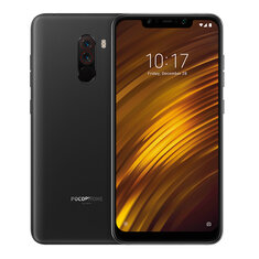 Xiaomi Pocophone F1 Global Version 6,18 дюйма 6 ГБ 64GB Snapdragon 845 Octa core 4G Смартфон