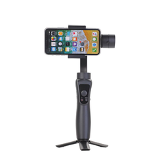 DS-5 3-Axis Anti-shake Handheld Gimbal for Smart Phones Below 6.0 inches & Gopro3/4/5/6