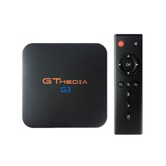 GTMEDIA G3 Amlogic S905X 2GB RAM 16GB ROM 5G WIFI Bluetooth 4.0 Android TV Box