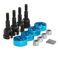 Racing Wheels Conversion Set For RC 1/18 Wltoys A959 A969 A979