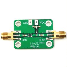 FM Signal Amplifier 26dB RF Radio Booster 100MHz Low Noise Figure For FPV RC Drone