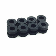 8 PCS HGLRC M3 Anti-vibration Washer Rubber Damping Ball for RC 30.5x30.5mm F3 F4 Flight Controller