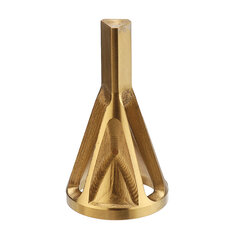 Drillpro Titanium Coated Deburring External Chamfer Tool