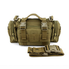 Men Multifunctional Tactical Outdoor Camouflage Crossbody Chest Waist Bag