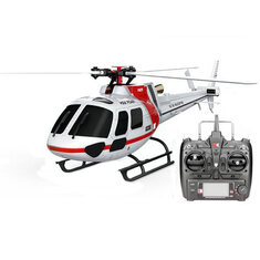 Rc helicopters buy cheap rc helicopters from banggood xk k123 6ch brushless as350 scale rc helicopter rtf mode 2 fandeluxe Image collections