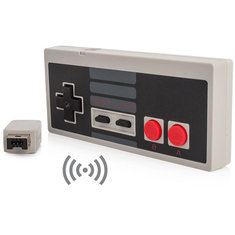 Rechargeable Wireless Controller For Nintendo NES Classic Edition