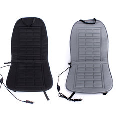 12V Car Front Seat Hot Heated Pad Cushion Winter Warmer Cover