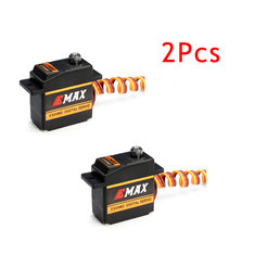 2PCS EMAX ES09MD Digital Swash Servo For 450 Helicopter With Metal Gear