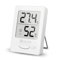 Digoo DG-TH1130 Home Confort Digital Indoor Hygrometer Thermometer Humidity and Temperature Sensor Monitor