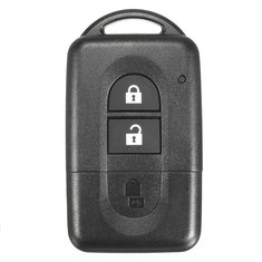 Remote Control Key Shell Fob 2 Button Smart Case for Nissan QASHQAI X-Trail
