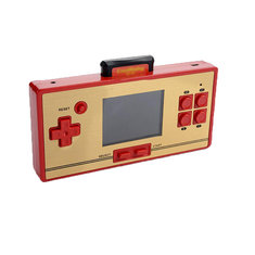 Coolboy RS-20 2.6 Inch LCD Screen Handheld Game Console with 600 Retro Games Card
