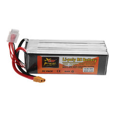 ZOP POWER 14.8V 8000mAh 60C 4S Lipo Battery With XT60 Plug