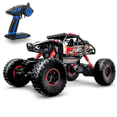 SX TOYS 3533A 1/16 2.4G 4WD Rc Car Electric Off-Road Racing Monster Truck Vehicle With Double Motor