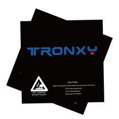 5Pcs TRONXY® 210*200mm Scrub Surface Hot Bed Sticker For 3D Printer