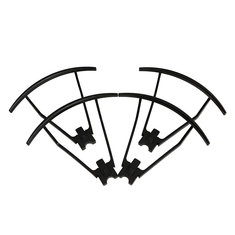 4Pcs VISUO XS812 GPS RC Drone Quadcopter Spare Parts Blade Propeller Props Guard Protection Cover