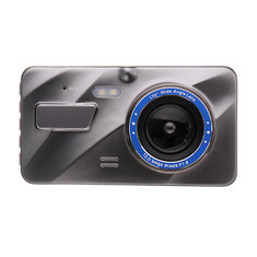 Dual Lens Car DVR HD 1080P Dash Cam Mirror Video Recorder Camera Cam