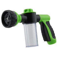 Adjustable Multifunction Foam Garden Watering Sprayer Foaming Car Washing Spray