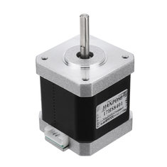HANPOSE 17HS8401 48mm Nema 17 Stepper Motor 42 Motor 1.8A 52N.cm 4-lead for CNC 3D Printer