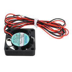 Creality 3D® 40*40*10mm 12V 0.1A High Speed Nozzle Cooling Fan For 3D Printer