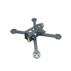 ArRuissi F210QX 210mm FPV Racing Frame Normal X Freestyle Frame Kit 4mm Arm Carbon Fiber