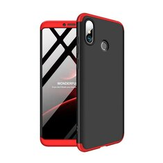 Bakeey™ 3 in 1 Double Dip 360° Hard PC Full Protective Case For Xiaomi