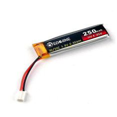 Upgraded Eachine QX65 Spare Parts 3.8V 250mAh 30C/60C 1S High Volt LIHV LIPO Battery PH2.0 Connector