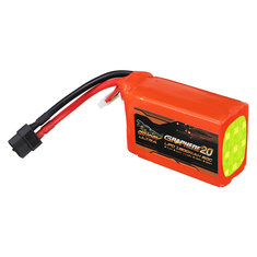 Giant Power DINOGY ULTRA GRAPHENE 2.0 14.8V 1600mAh 80C 4S Lipo Battery XT60 Plug For RC Model