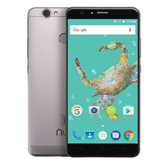 NUU Mobile X5 Индия Версия 5.5 inch 3GB RAM 32GB ПЗУ MT6750T Octa core 4G Смартфон