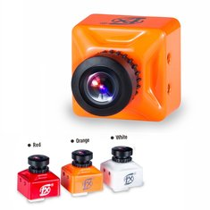 FXT Venus Pro 4:3 16:9 800TVL Super WDR Mini FPV Camera DC 5V-36V Support OSD