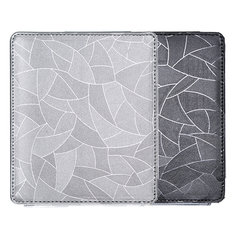 Ultra Thin three fold Maple leaf texture Tablet case cover for Kindle Oasis