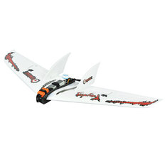Eachine Fury Wing 1030mm Wingspan Carbon Fiber EPO FPV Racer Flying Wing RC Airplane PNP
