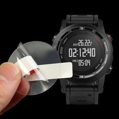 Anti-Scratch Transparent Clear Screen Protector Film Shield For Garmin Fenix 2