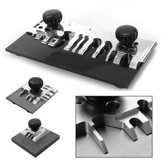 Mini Model Photo Etch Bending Parts Tool Blade Set