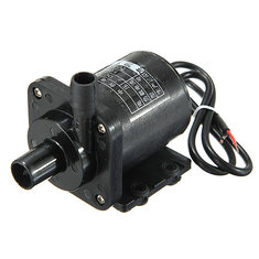 DC 12V 1A Powerful Micro Brushless Magnetic Amphibious Appliance Water Pump