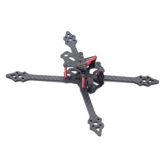 XSR 220 220mm FPV Racing Frame 4mm Arm Freestyle Stretch X Frame Kit RC Drone Carbon Fiber