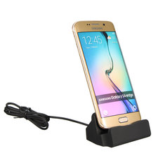 Micro USB Sync Data Charger Dock Cradle Desktop Dock For Android Smartphone