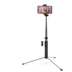 BlitzWolf®BW-BS8Lсвозможностьюудлинения3 в 1, с возможностью поворота на несколько углов, Bluetooth Штатив Selfie Палка