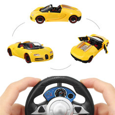 1:24 Car Toy Model 2 Channel Drift High Speed Racing Vehicle Remote Control