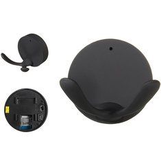 HD 1080P Hidden Camera Clothes Hook Hanger Camera Audio Video Recorder Motion Detection Cam