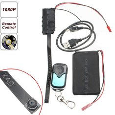 DANIU HD 1080P DIY Module Camera Video MINI DV DVR Motion Hidden Camera with Remote Control