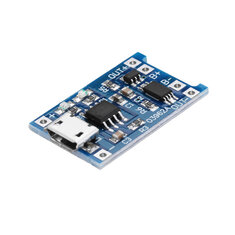 5Pcs TP4056 Micro USB 5V 1A Lithium Battery Charging Protection Board TE585 Lipo Charger Module
