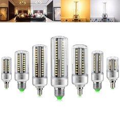 ARILUX® E27 E14 5W 7W 9W 12W 15W 20W 25W 5736 SMD Aluminum No Flicker LED Corn Bulb Light