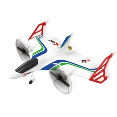 XK X420 2.4G 6CH 420mm 3D6G VTOL Vertical Take-off And Landing EPP 3D Aerobatic FPV RC Airplane RTF