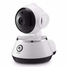 Digoo BB-M1 Wireless WiFi USB Baby Monitor Alarm Home Security IP Camera HD 720P Audio Netip