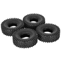 4Pcs AUSTAR AX-5020 1.9 Inch 120mm Rock Crawler RC Car Tires For 1/10 Traxxas SCX10 4WD TF2 RC Car