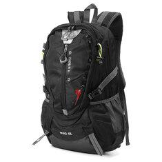 Xmund XD-DY6 40L Waterproof Nylon Backpack Sports Travel Hiking Climbing  Unisex Rucksack 32eb1f10c8b32