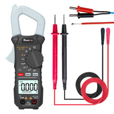 MUSTOOL X1 True RMS Square Wave Output Clamp Meter