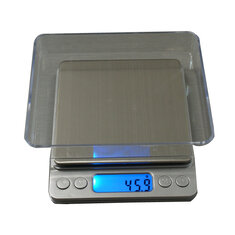 Precision 3000g 0.1g Digital Scale Balances Weight Jewelry Food Diet Postal OZ