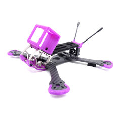 Turkey 308mm 7 Inch HX Type FPV Racing Frame Kit 4mm Arm Support Foxeer HS1177 RunCam Sparrow