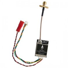 AKK X2P 200mW/500mW/800mW 5.8GHz 37CH FPV Transmitter with Smart Audio OSD PIT Mode